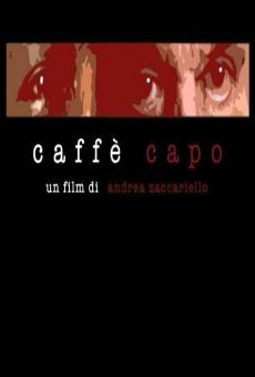 Ver película Caffè capo