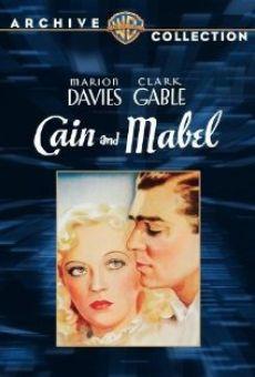 Ver película Cain and Mabel