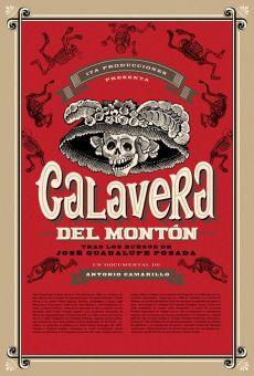 Ver película Calavera del montón, tras los huesos de José Guadalupe Posada