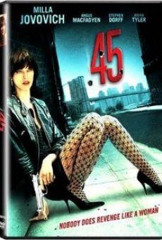 Ver película Calibre 45