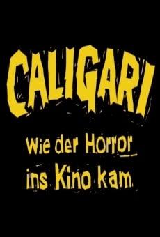 Doctor Caligari - El nacimiento del terror durante la primera guerra mundial online