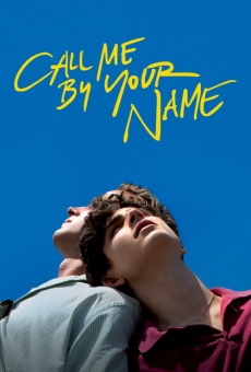 Call Me by Your Name online streaming