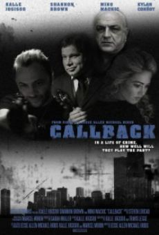 Callback online streaming