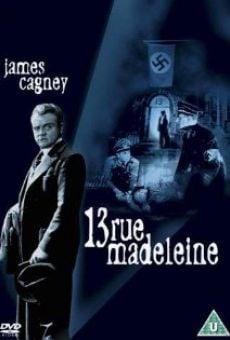 Ver película Calle Madeleine nº 13