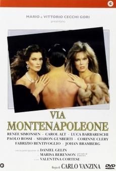 Ver película Calle Montenapoleone
