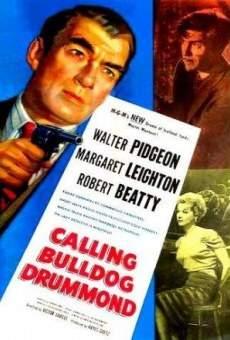 Ver película Calling Bulldog Drummond