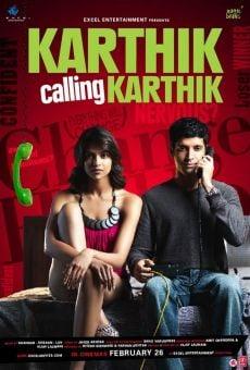 Calling Karthik online
