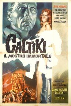 Ver película Caltiki, el monstruo inmortal