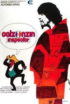 Ver película Calzonzin Inspector