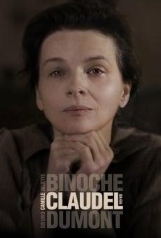 Ver película Camille Claudel, 1915