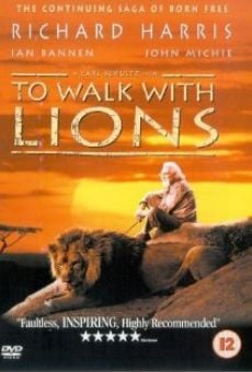 Ver película Caminando con leones