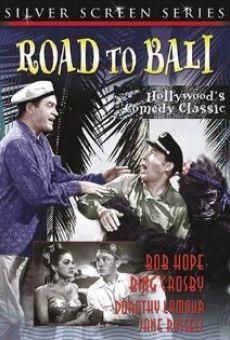 Ver película Camino a Bali