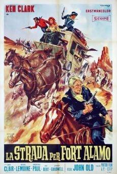 Ver película Camino de Fuerte Alamo