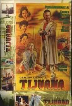 Ver película Camino largo a Tijuana