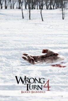 Camino sangriento 4: El origen online