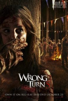 Wrong Turn 5 on-line gratuito