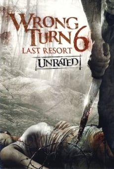 Wrong Turn 6: Last Resort online