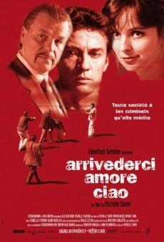 Ver película Camino sin retorno (Arrivederchi amore, ciao)