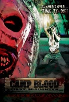 Ver película Camp Blood First Slaughter