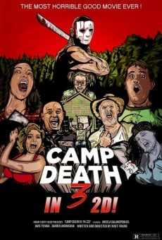 Camp Death III: The Final Summer online