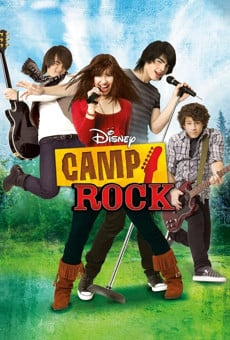 Camp Rock online gratis