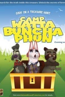Ver película Camp Wattabunchaphun
