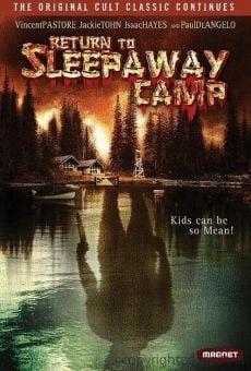 Ver película Campamento sangriento: el regreso