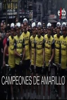 Campeones de amarillo online