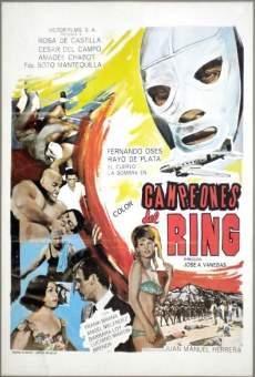 Ver película Campeones del ring