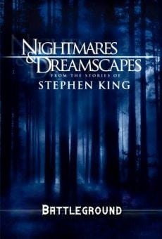 Nightmares and Dreamscapes: From the Stories of Stephen King: Battleground on-line gratuito