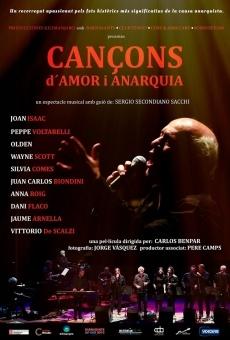 Ver película Cançons d'amor i anarquia