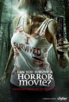 Can You Survive a Horror Movie? online