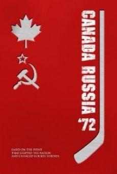 Canada Russia '72 en ligne gratuit