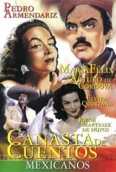 Ver película Canasta de cuentos mexicanos