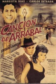 Canción de arrabal on-line gratuito