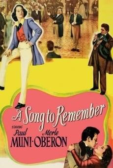 Ver película Canción inolvidable