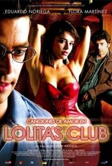 Canciones de amor en Lolita's Club online