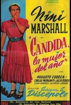 Ver película Cándida, la mujer del año