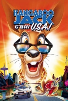 Kangaroo Jack: G'day USA