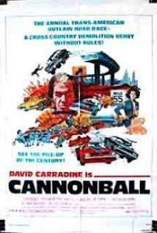 Ver película Cannonball!