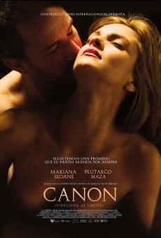 Ver película Canon - fidelidad al límite