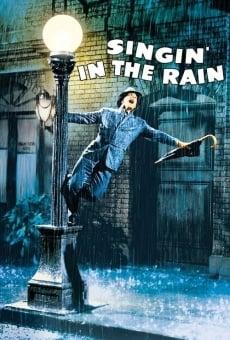 Cantando bajo la lluvia online