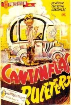 Ver película Cantinflas ruletero