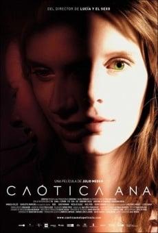 Ver película Caótica Ana
