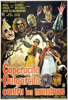 Ver película Caperucita y Pulgarcito contra los monstruos