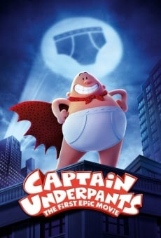 Captain Underpants: The First Epic Movie on-line gratuito