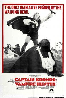 Ver película Capitán Kronos, cazador de vampiros