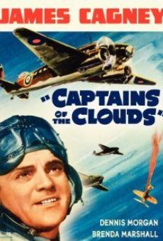 Ver película Capitanes de las nubes