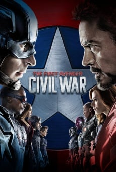 Ver película Captain America: Civil War