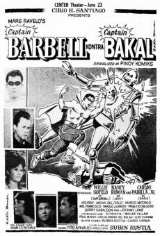 Ver película Captain Barbell kontra Captain Bakal